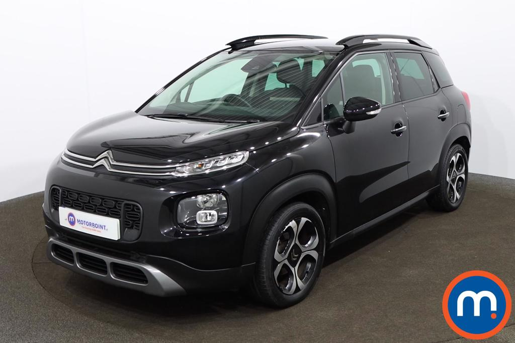 Citroen C3 Aircross 1.2 PureTech Flair 5dr - Stock Number 1152371 Passenger side front corner