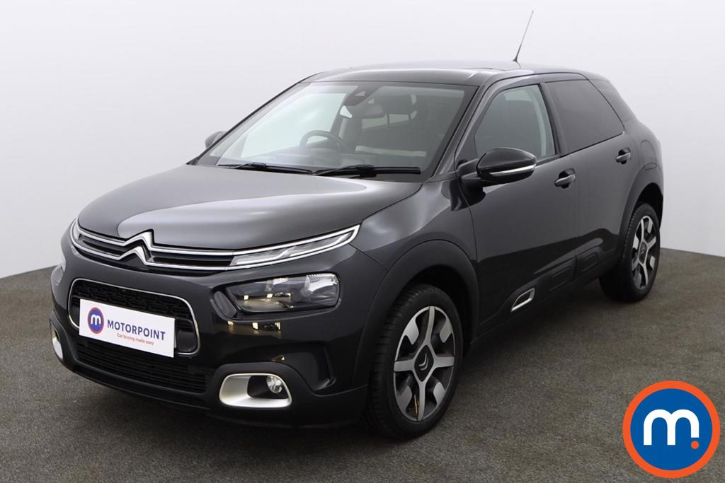 Citroen C4 Cactus 1.5 BlueHDi Flair 5dr - Stock Number 1152480 Passenger side front corner
