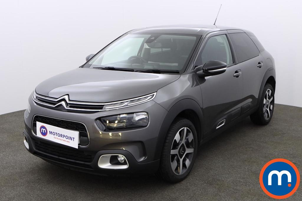 Citroen C4 Cactus 1.2 PureTech Flair 5dr [6 Speed] - Stock Number 1152485 Passenger side front corner