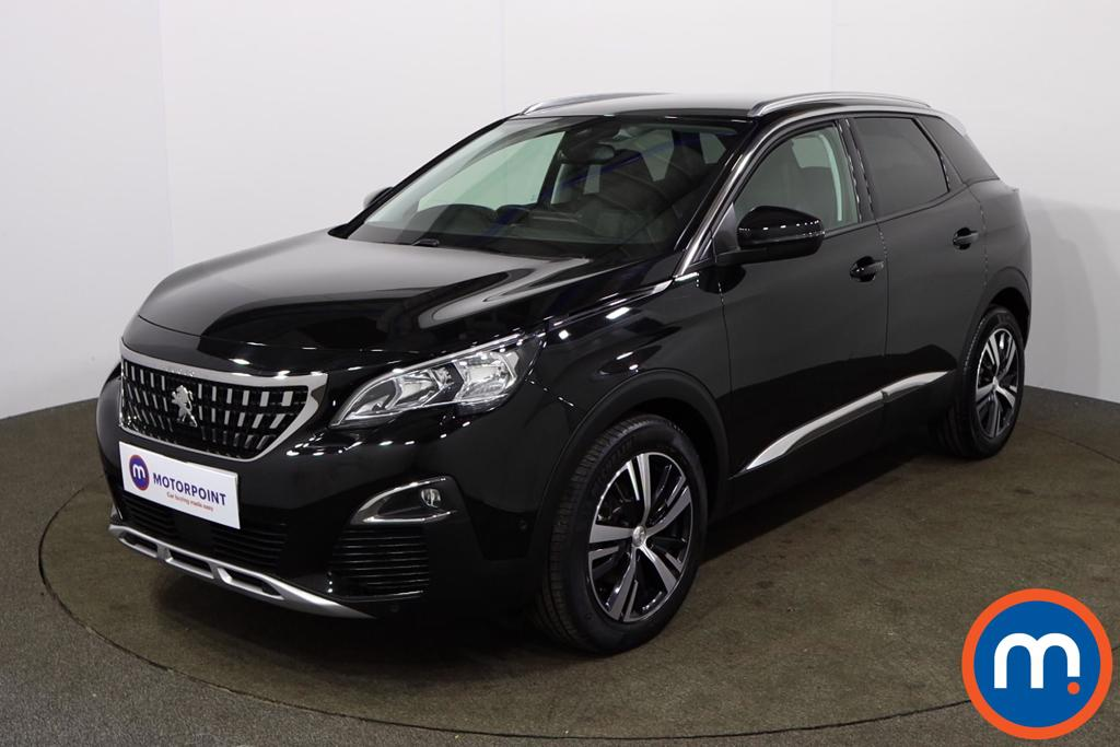 Peugeot 3008 1.2 PureTech Allure 5dr EAT8 - Stock Number 1156009 Passenger side front corner