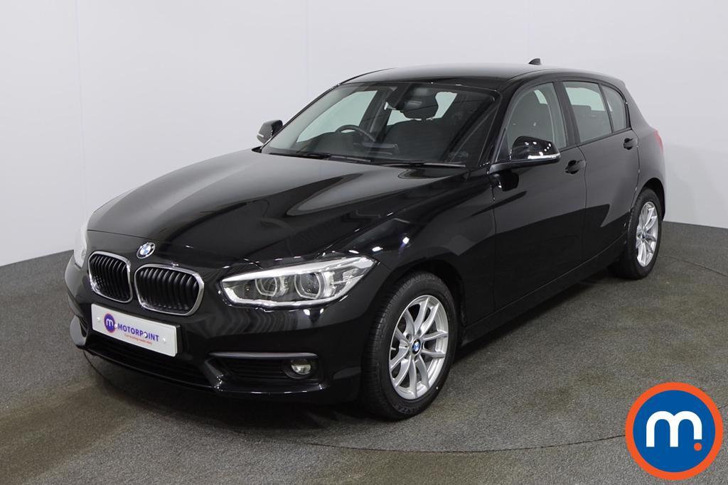 BMW 1 Series 116d SE Business 5dr [Nav-Servotronic] - Stock Number 1156234 Passenger side front corner