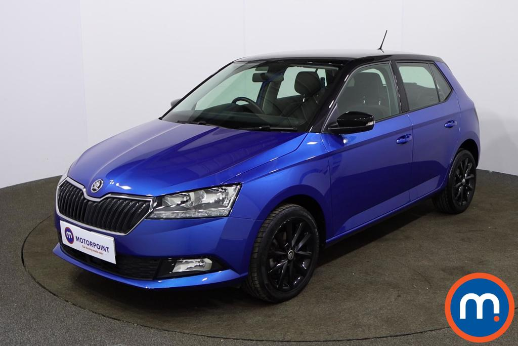 Skoda Fabia 1.0 MPI Colour Edition 5dr - Stock Number 1156330 Passenger side front corner