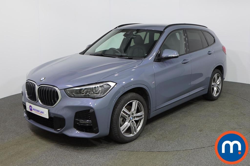 BMW X1 sDrive 18i M Sport 5dr - Stock Number 1156624 Passenger side front corner