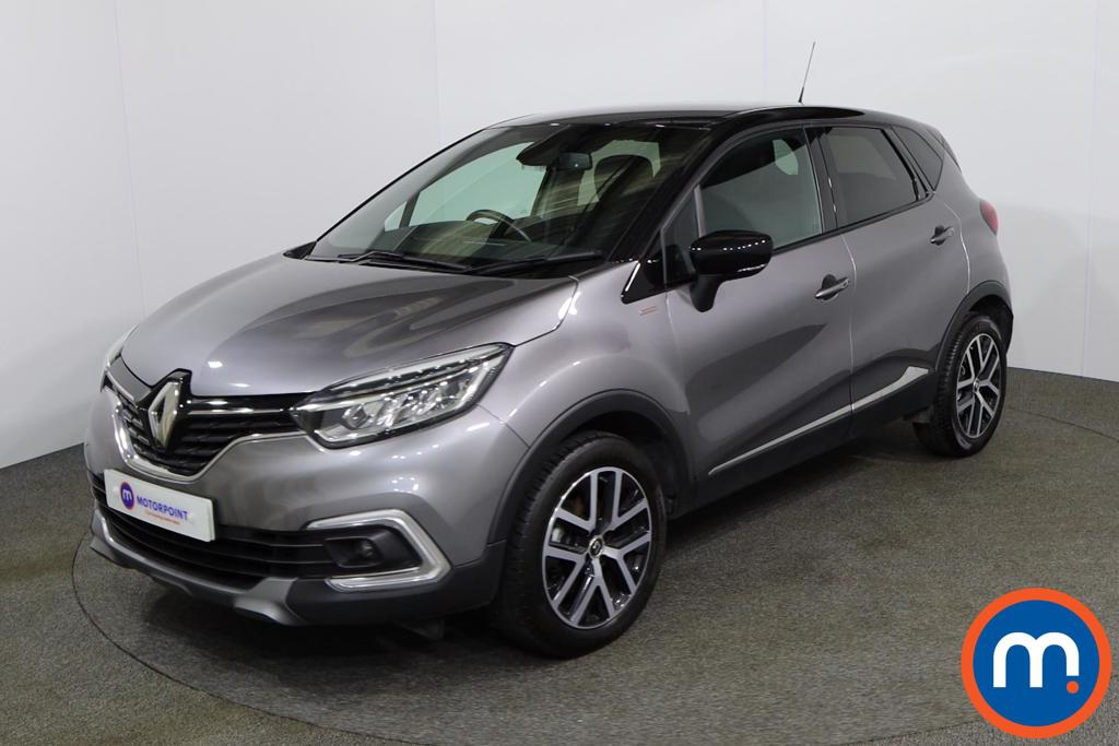 Renault Captur 1.3 TCE 130 S Edition 5dr - Stock Number 1157518 Passenger side front corner