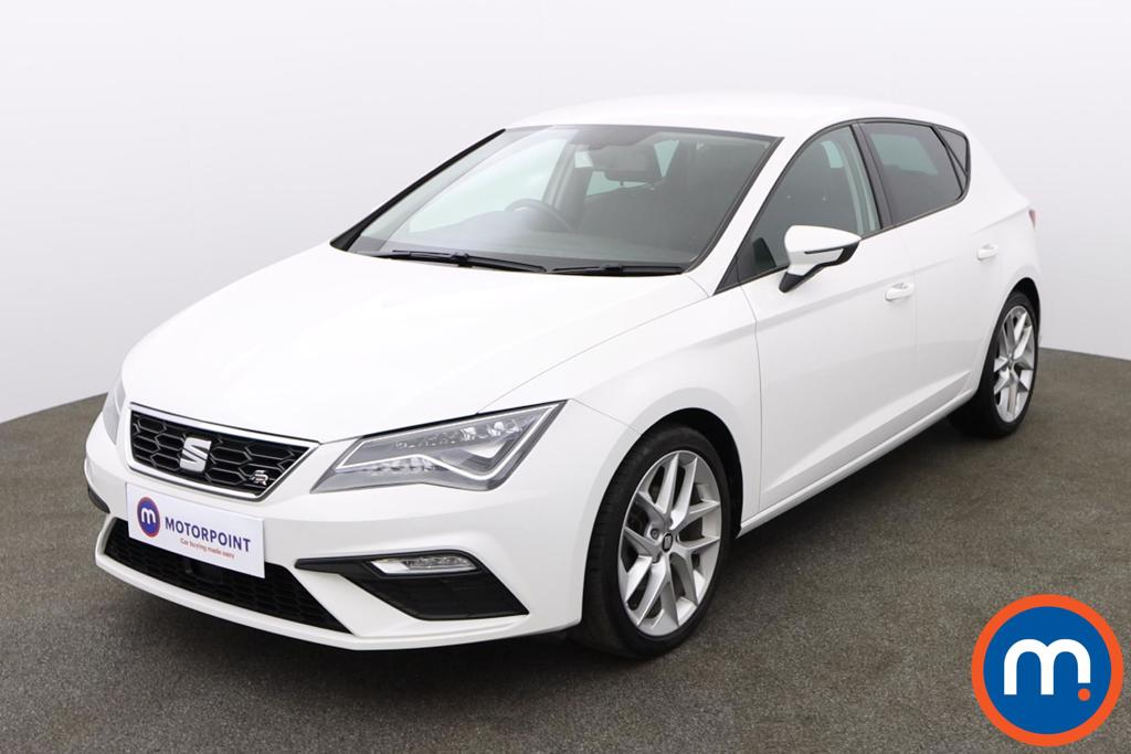 Seat Leon 1.4 TSI 125 FR Technology 5dr - Stock Number 1157685 Passenger side front corner