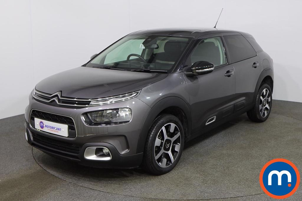 Citroen C4 Cactus 1.2 PureTech Flair 5dr [6 Speed] - Stock Number 1157912 Passenger side front corner