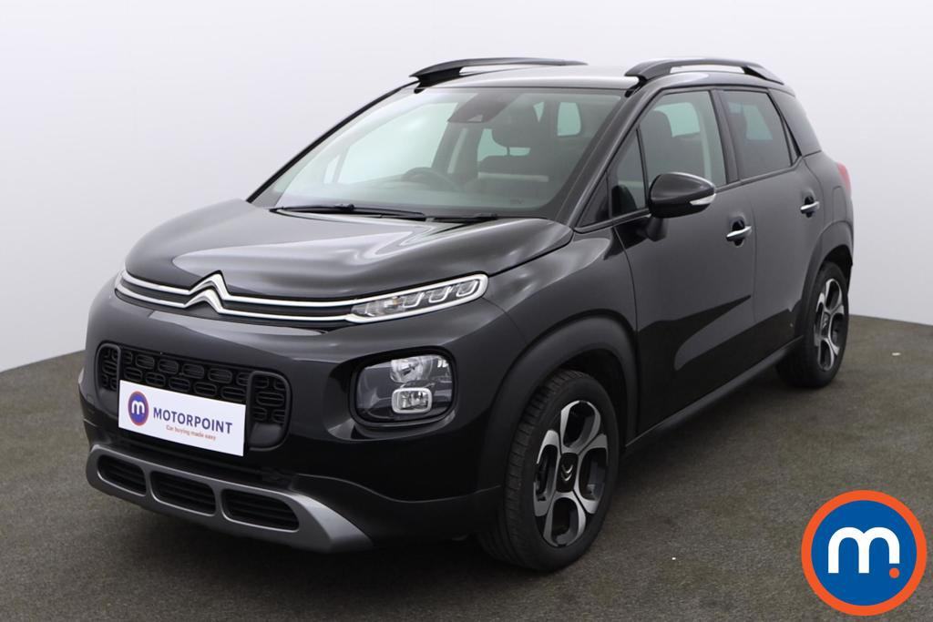Citroen C3 Aircross 1.2 PureTech 110 Flair 5dr [6 speed] - Stock Number 1152471 Passenger side front corner
