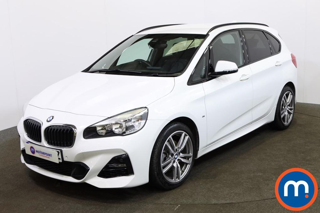 BMW 2 Series 218i M Sport 5dr Step Auto - Stock Number 1156057 Passenger side front corner