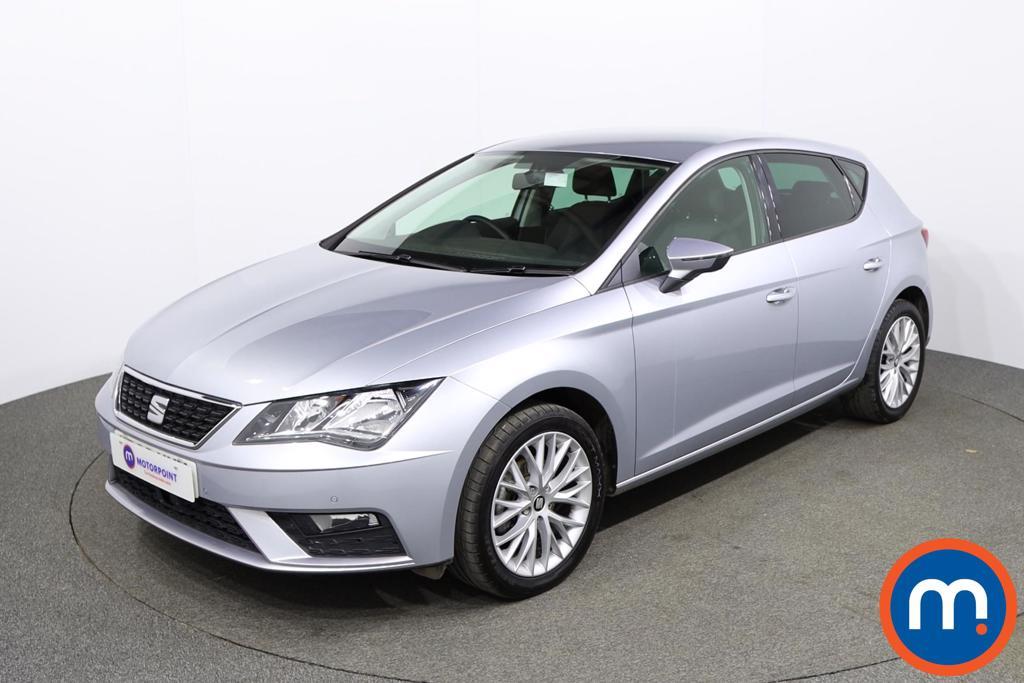 Seat Leon 1.6 TDI SE Dynamic [EZ] 5dr - Stock Number 1156227 Passenger side front corner