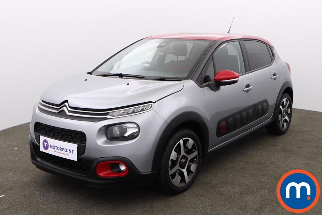 Citroen C3 1.2 PureTech 82 Flair Nav Edition 5dr - Stock Number 1156247 Passenger side front corner