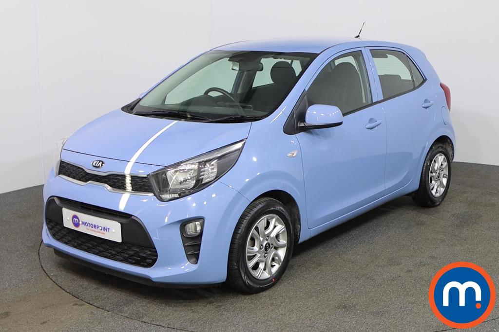 KIA Picanto 1.25 2 5dr Auto - Stock Number 1156460 Passenger side front corner
