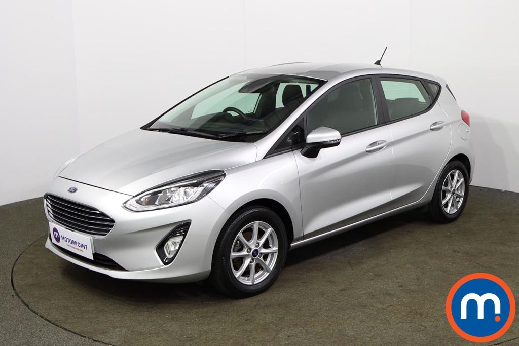 Ford Fiesta 1.1 Zetec Navigation 5dr - Stock Number 1156732 Passenger side front corner