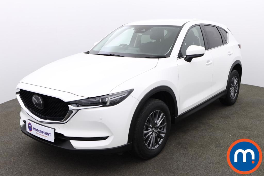 Mazda Cx-5 2.0 SE-L Nav-Plus 5dr Auto - Stock Number 1157544 Passenger side front corner