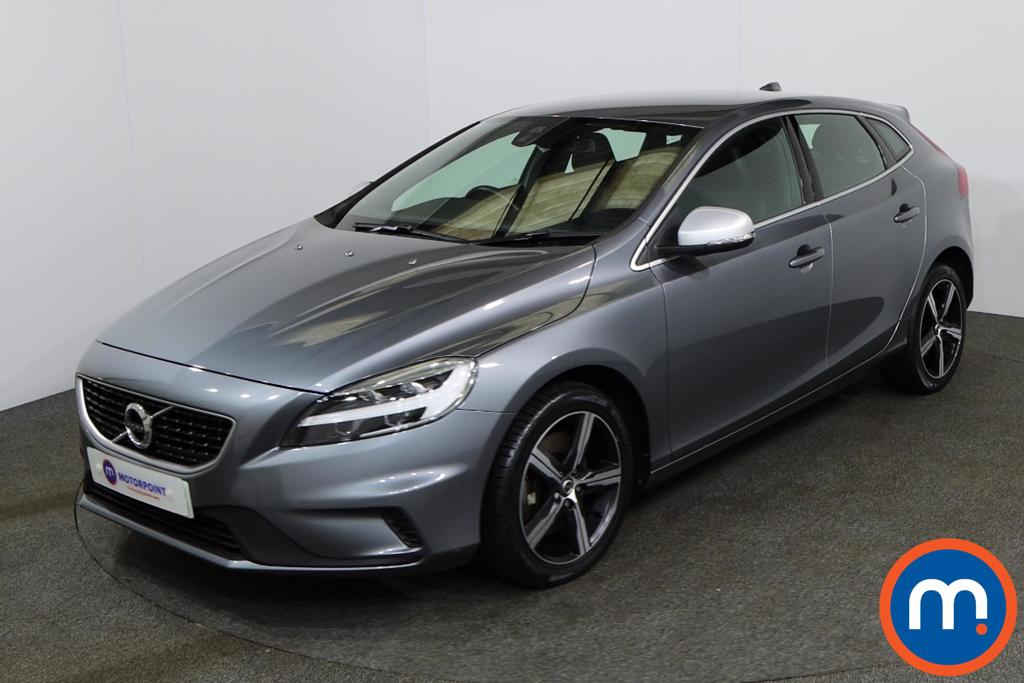 Volvo V40 T3 [152] R DESIGN Nav Plus 5dr Geartronic - Stock Number 1157552 Passenger side front corner
