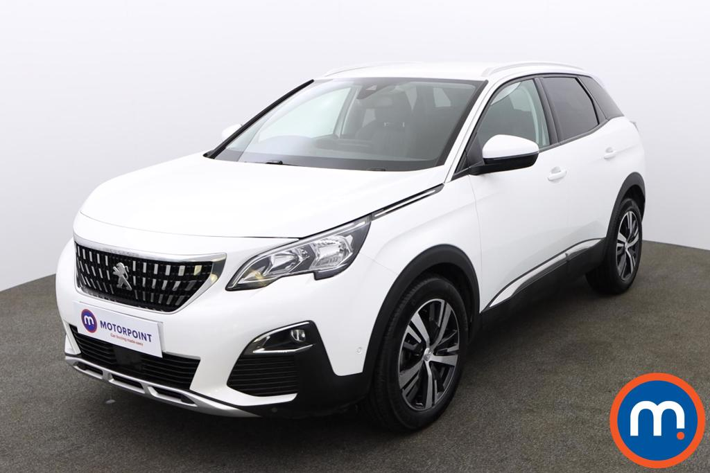 Peugeot 3008 1.2 PureTech Allure 5dr EAT8 - Stock Number 1157966 Passenger side front corner