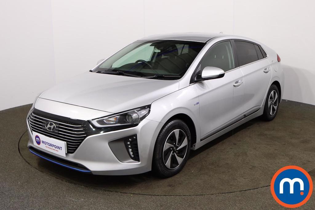 Hyundai Ioniq 1.6 GDi Hybrid Premium 5dr DCT - Stock Number 1158192 Passenger side front corner