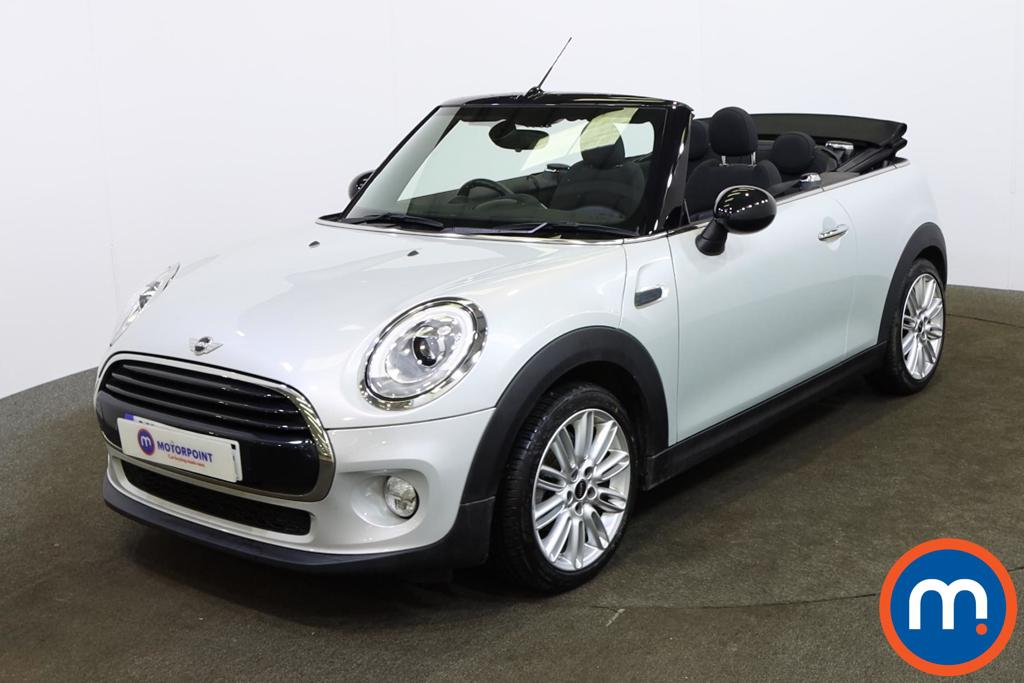 Mini Convertible 1.5 Cooper 2dr [Chili Pack] - Stock Number 1158329 Passenger side front corner