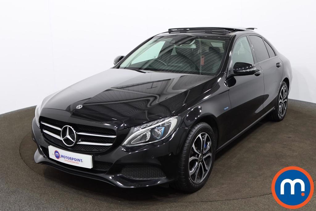 Mercedes-Benz C Class C350e Sport 4dr Auto - Stock Number 1152576 Passenger side front corner
