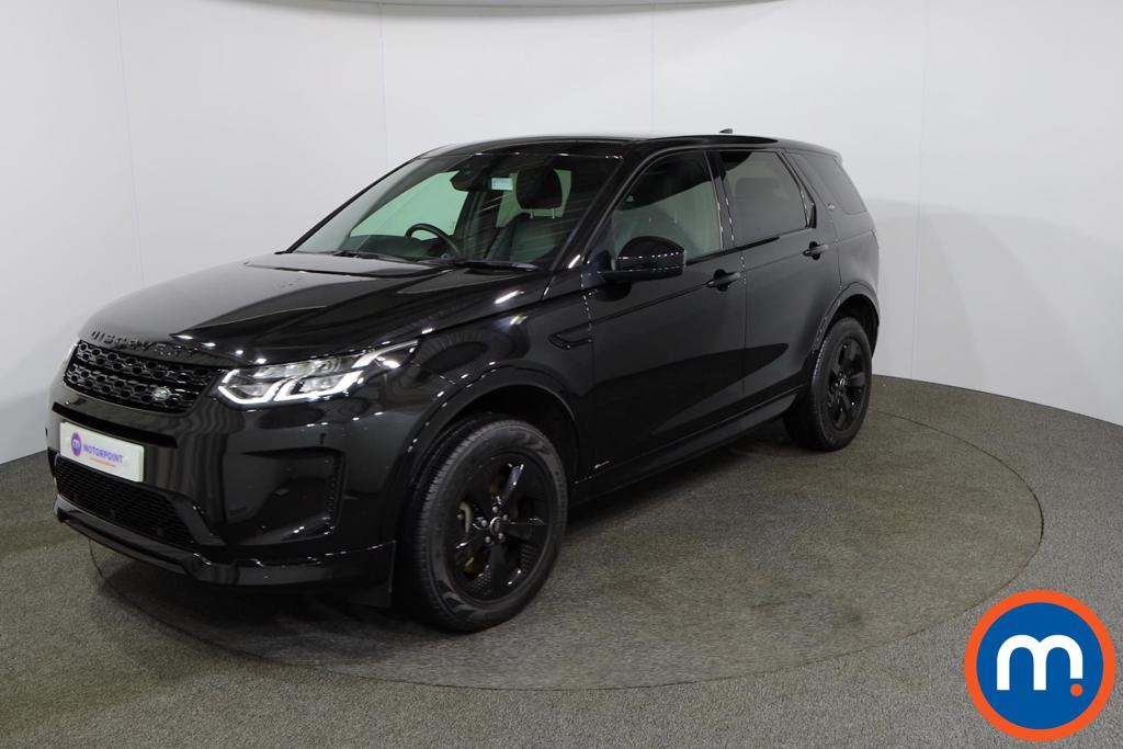 Land Rover Discovery Sport 2.0 D180 R-Dynamic S 5dr Auto - Stock Number 1156183 Passenger side front corner