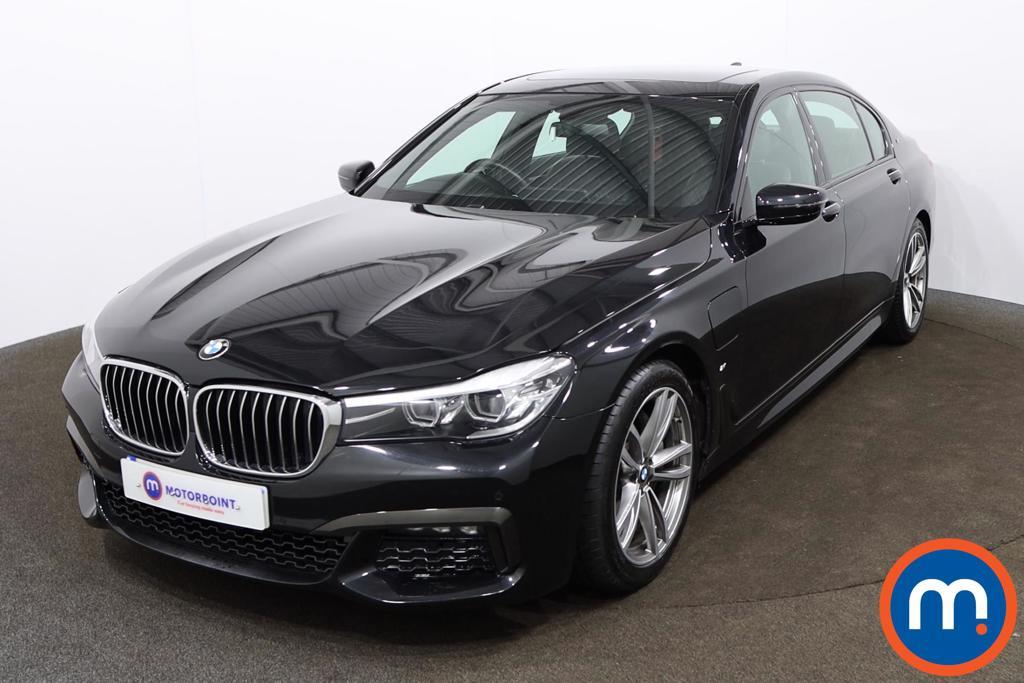 BMW 7 Series 740Le xDrive M Sport 4dr Auto - Stock Number 1156755 Passenger side front corner