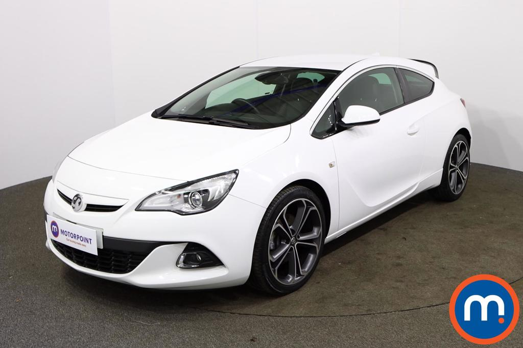 Vauxhall GTC 1.4T 16V 140 Limited Edition 3dr [Nav-Leather] - Stock Number 1157568 Passenger side front corner
