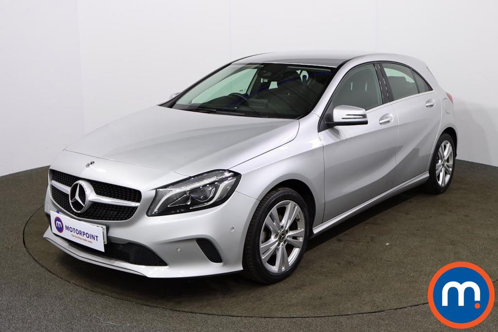 Mercedes-Benz A Class A180d Sport Premium 5dr - Stock Number 1156766 Passenger side front corner