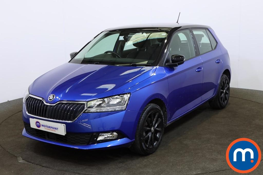 Skoda Fabia 1.0 MPI Colour Edition 5dr - Stock Number 1156354 Passenger side front corner