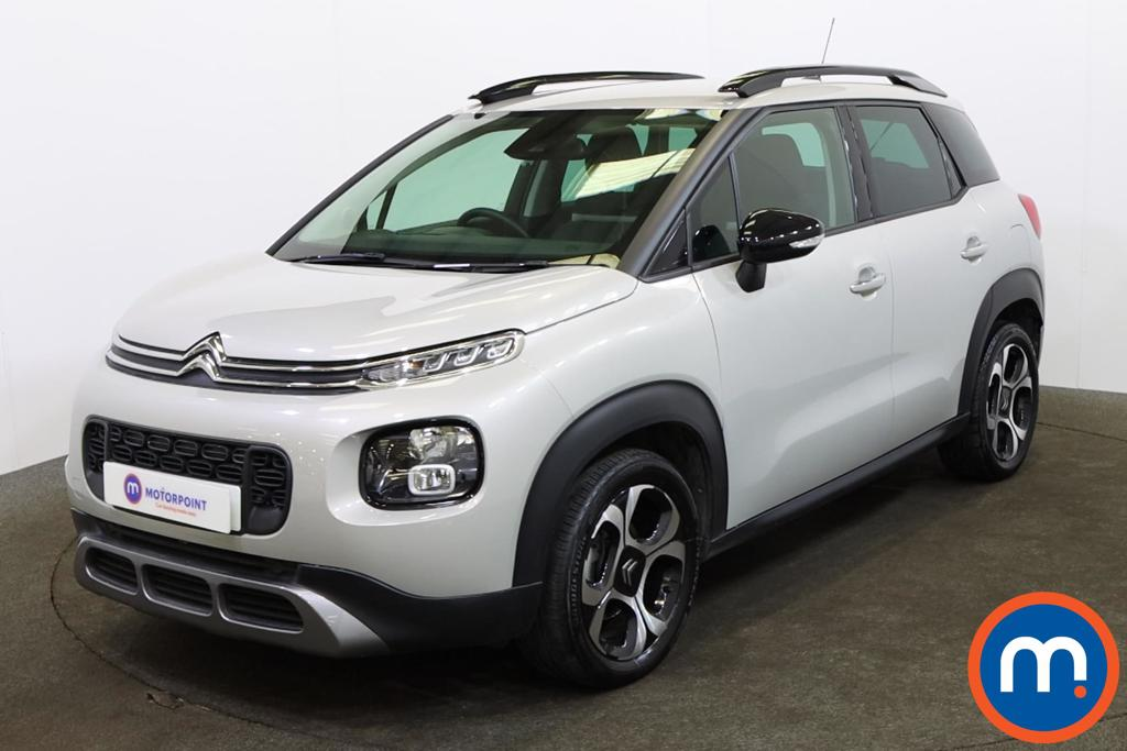 Citroen C3 Aircross 1.2 PureTech 110 Flair 5dr [6 speed] - Stock Number 1157792 Passenger side front corner