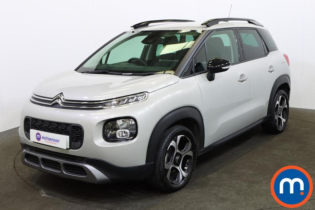 Citroen C3 Aircross 1.2 PureTech 110 Flair 5dr [6 speed] - Stock Number 1157794 Passenger side front corner