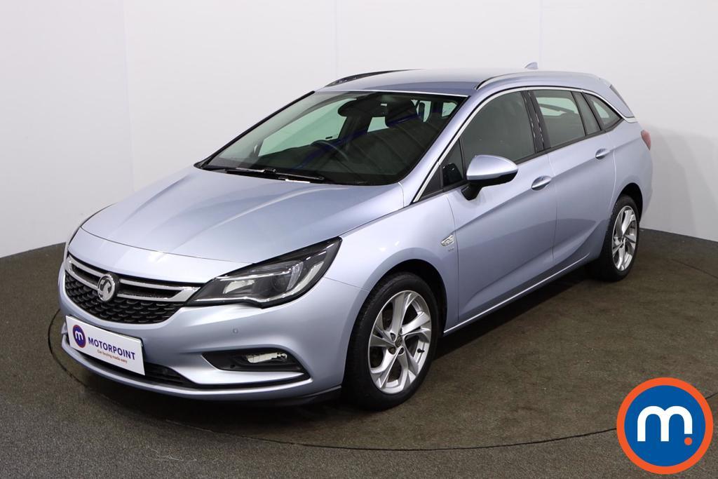 Vauxhall Astra 1.4T 16V 150 SRi Nav 5dr - Stock Number 1158338 Passenger side front corner