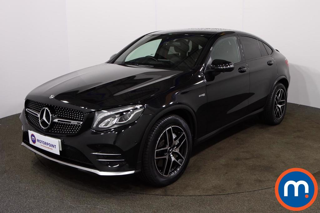 Mercedes-Benz Glc Coupe GLC 43 4Matic 5dr 9G-Tronic - Stock Number 1157212 Passenger side front corner