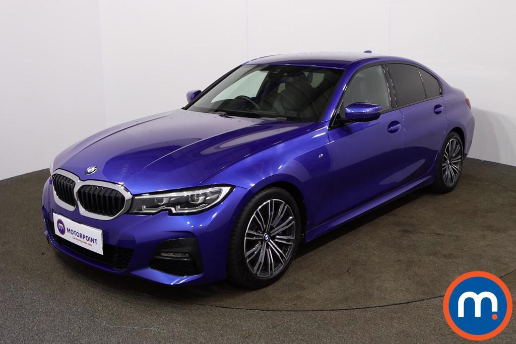 BMW 3 Series 330i M Sport 4dr Step Auto - Stock Number 1157959 Passenger side front corner