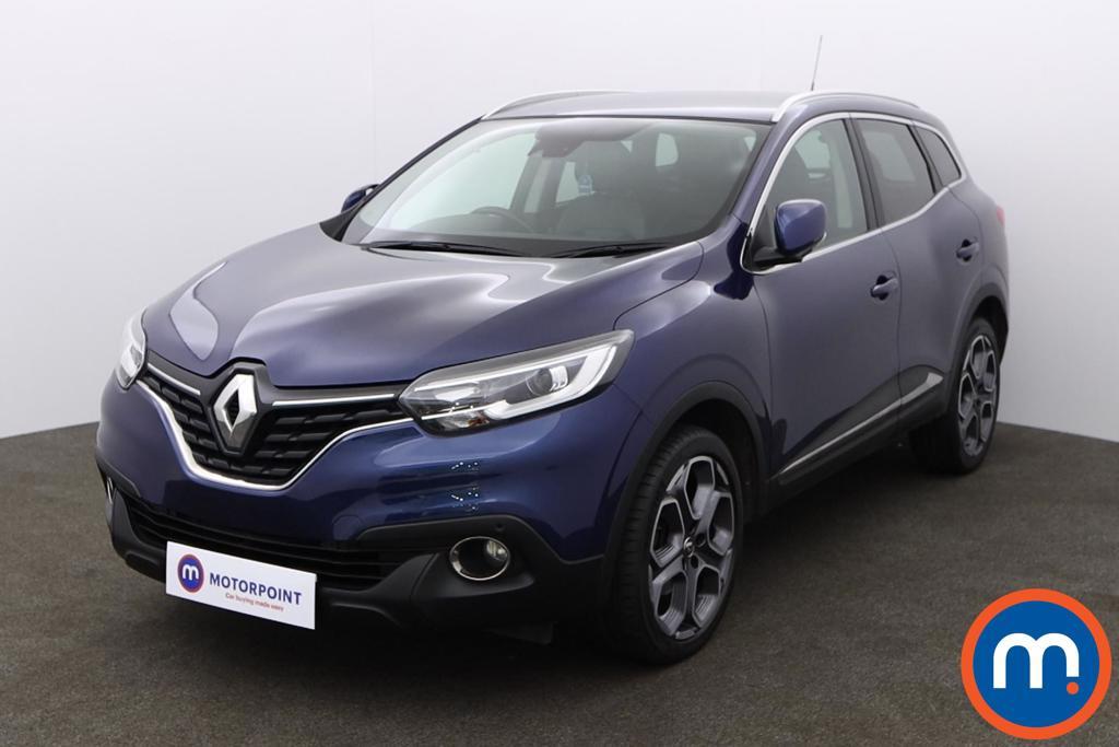 Renault Kadjar 1.2 TCE Dynamique S Nav 5dr EDC - Stock Number 1152260 Passenger side front corner