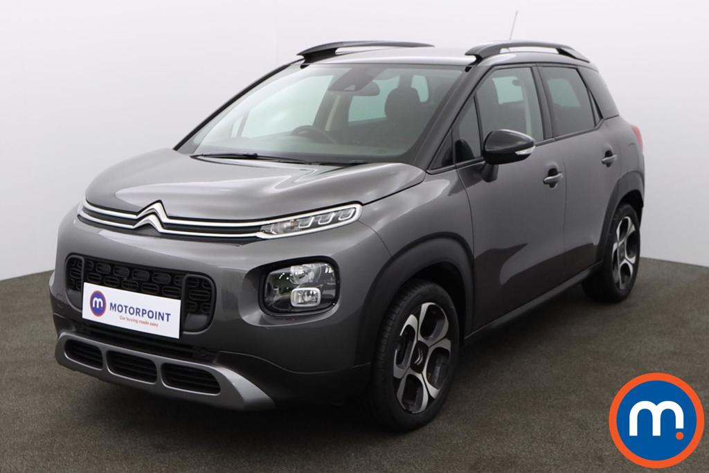 Citroen C3 Aircross 1.2 PureTech 110 Flair 5dr [6 speed] - Stock Number 1152487 Passenger side front corner