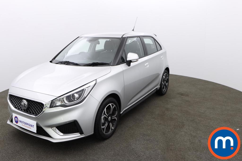 Mg Motor Uk MG3 1.5 VTi-TECH Exclusive 5dr [Navigation] - Stock Number 1155416 Passenger side front corner
