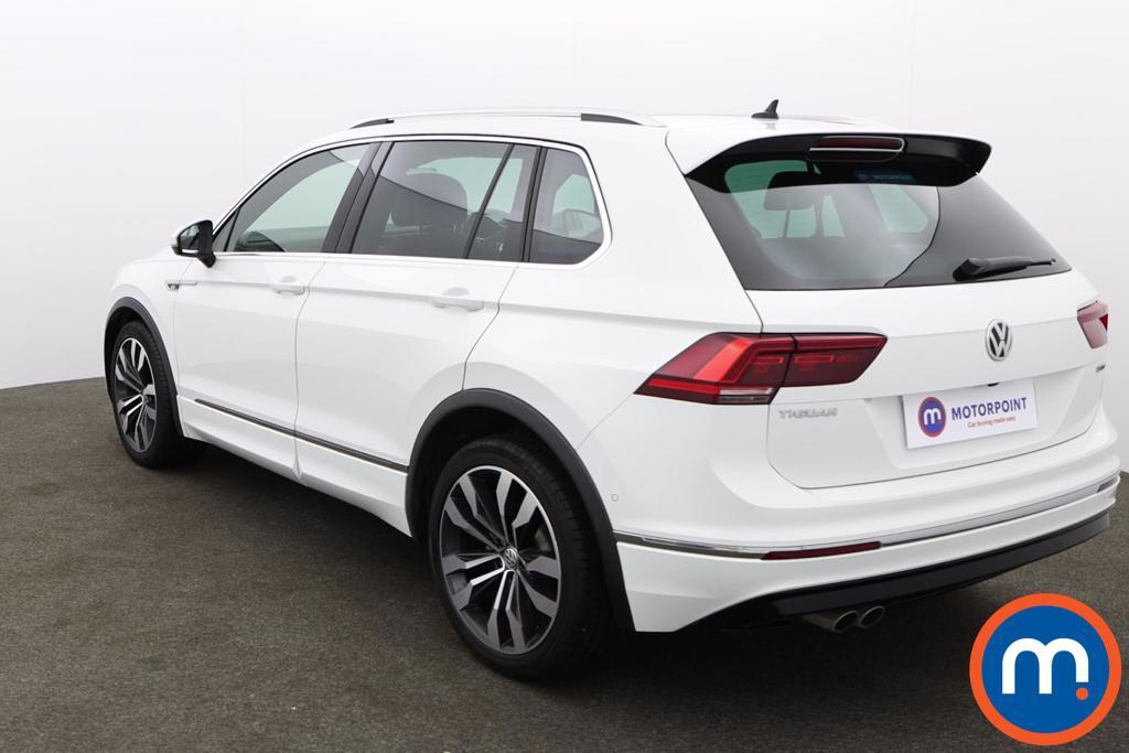 Volkswagen Tiguan 2.0 TDi 150 4Motion R-Line Tech 5dr DSG - Stock Number 1157246 Passenger side front corner