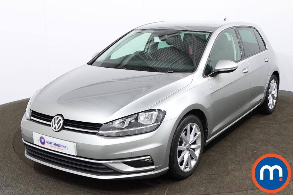 Volkswagen Golf 1.6 TDI GT 5dr DSG - Stock Number 1157630 Passenger side front corner