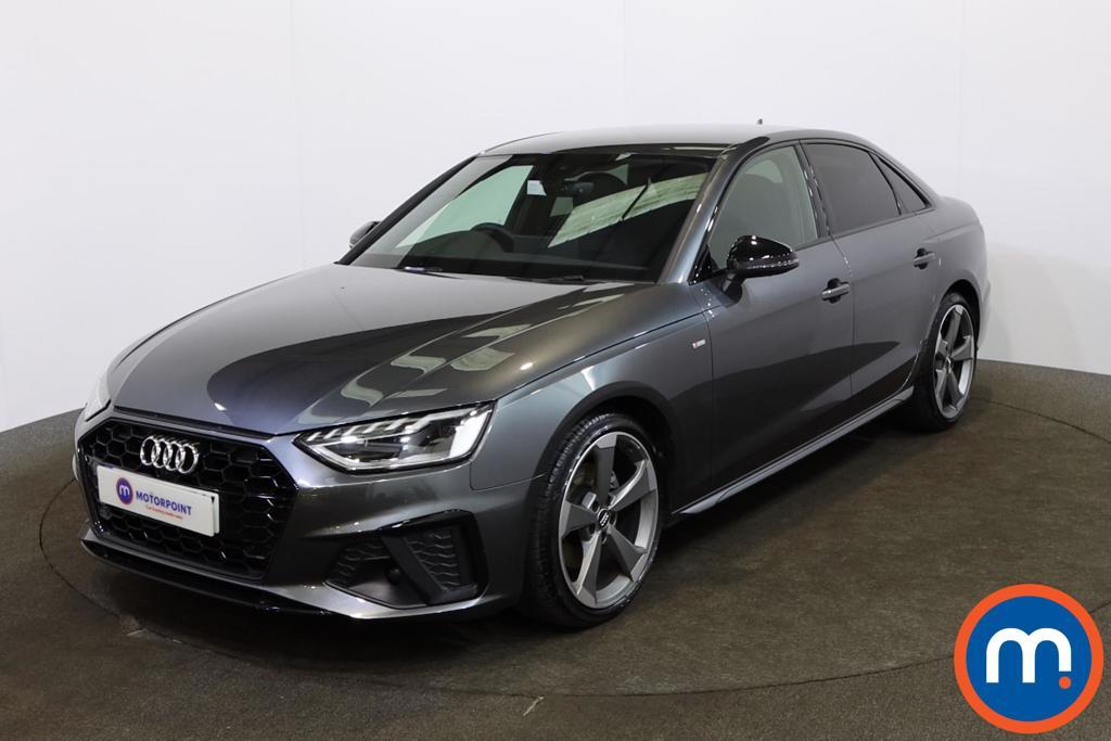 Audi A4 35 TFSI Black Edition 4dr S Tronic - Stock Number 1156208 Passenger side front corner