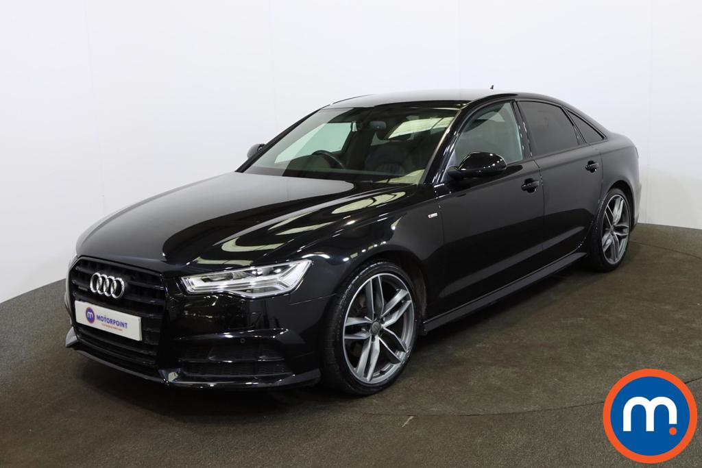 Audi A6 2.0 TDI Quattro Black Edition 4dr S Tronic - Stock Number 1156663 Passenger side front corner