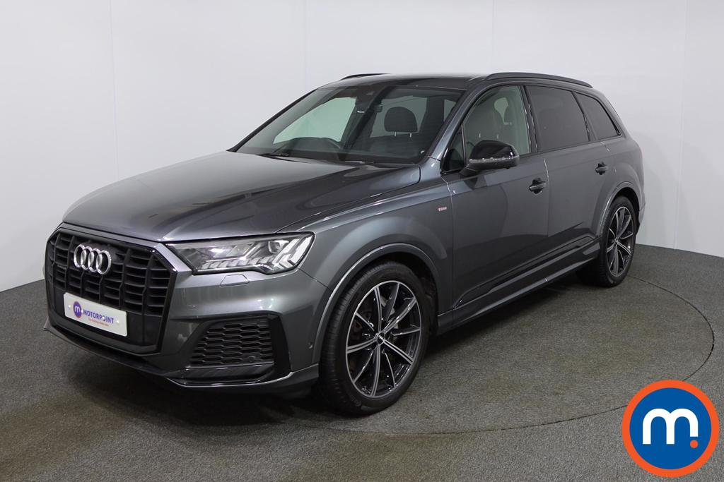 Audi Q7 50 TDI Quattro Black Edition 5dr Tiptronic [C-PlusS] - Stock Number 1161184 Passenger side front corner