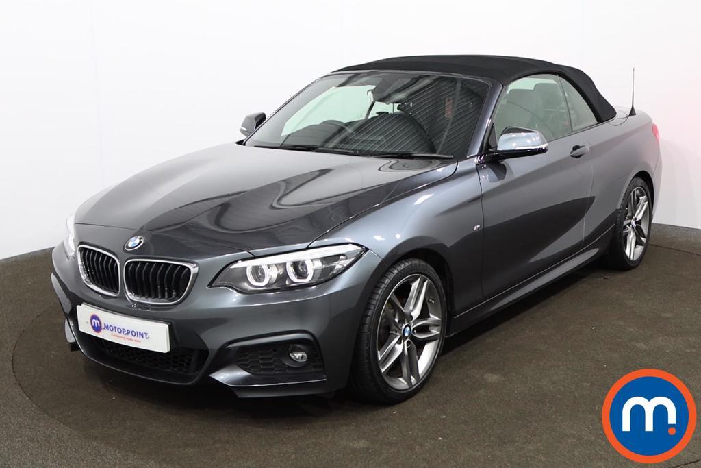 BMW 2 Series 218i M Sport 2dr [Nav] - Stock Number 1153986 Passenger side front corner