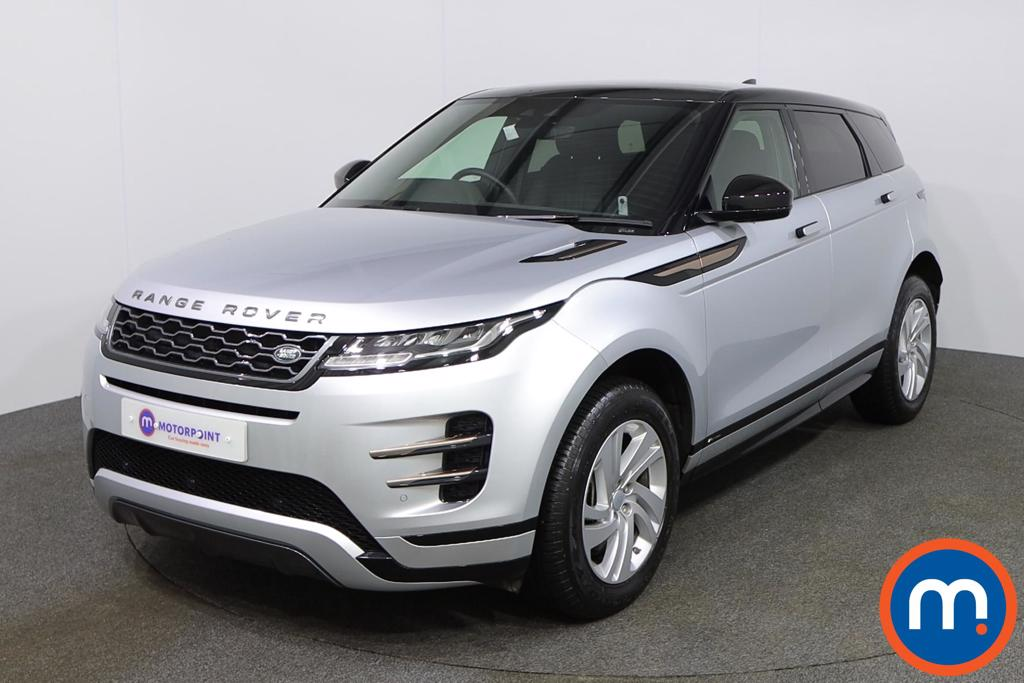 Land Rover Range Rover Evoque 2.0 D180 R-Dynamic S 5dr Auto - Stock Number 1157158 Passenger side front corner