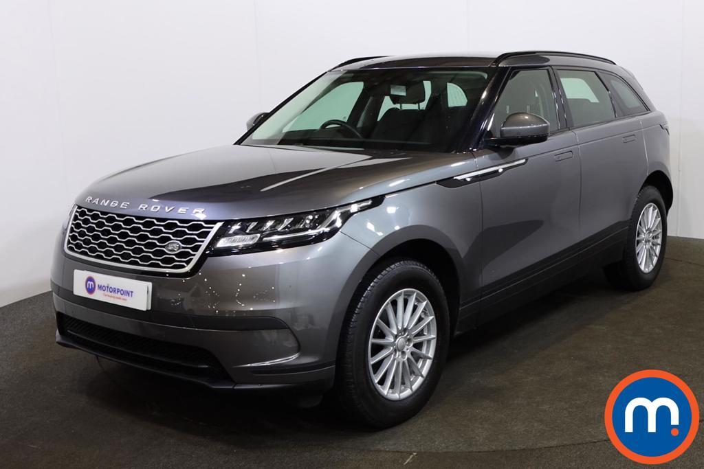 Land Rover Range Rover Velar 2.0 D180 5dr Auto - Stock Number 1154072 Passenger side front corner