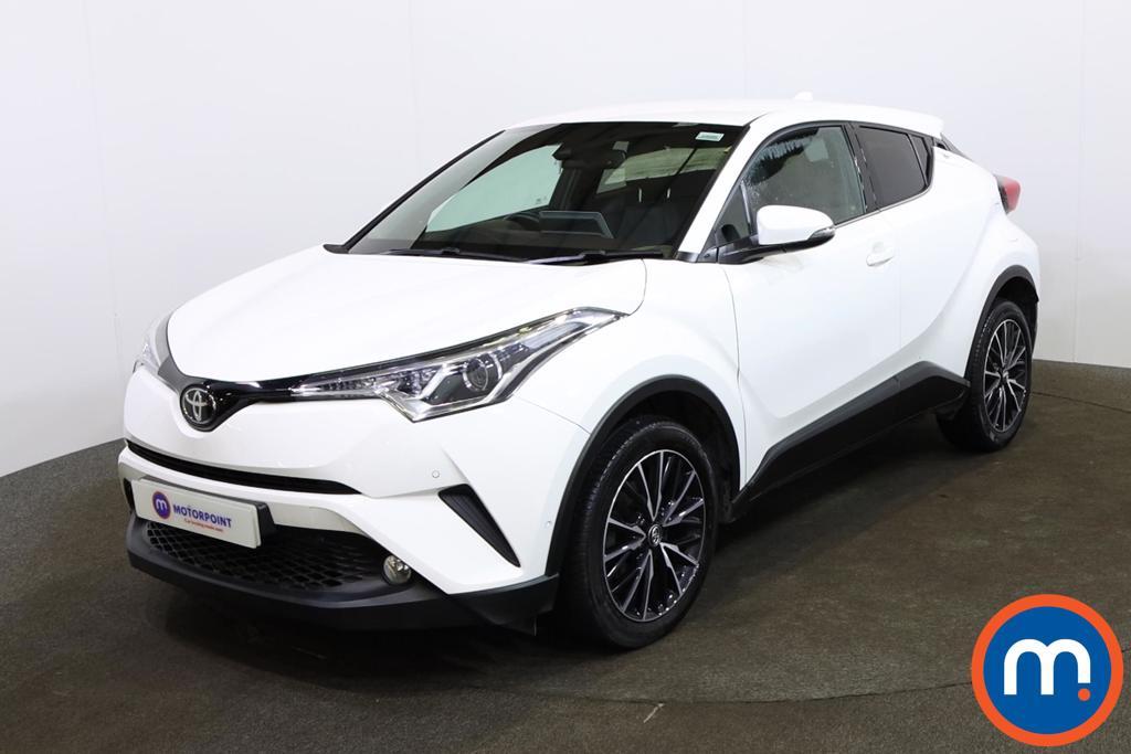 Toyota C-Hr 1.2T Excel 5dr - Stock Number 1156659 Passenger side front corner
