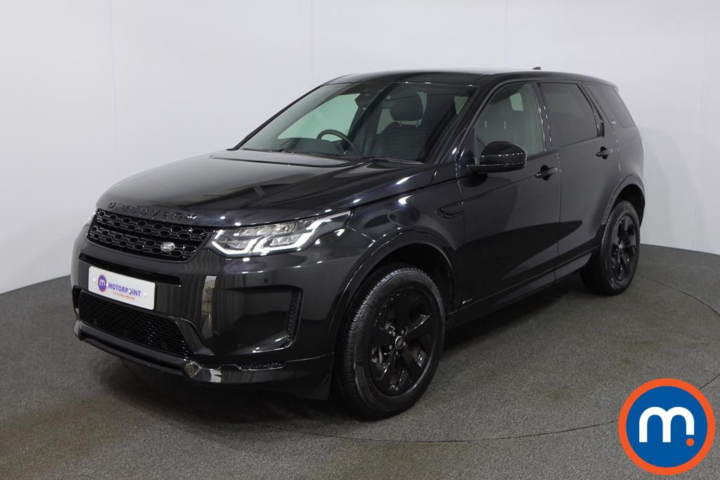 Land Rover Discovery Sport 2.0 D180 R-Dynamic S 5dr Auto - Stock Number 1158237 Passenger side front corner