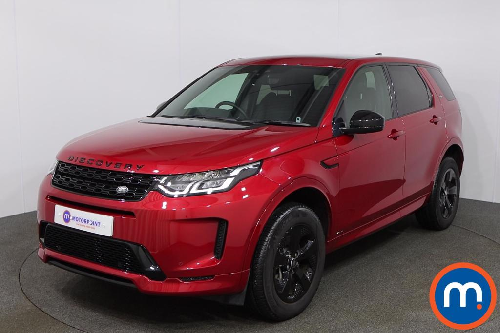 Land Rover Discovery Sport 2.0 D180 R-Dynamic S 5dr Auto - Stock Number 1158255 Passenger side front corner