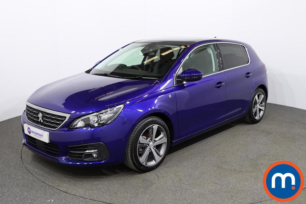 Peugeot 308 1.2 PureTech 130 Tech Edition 5dr - Stock Number 1158326 Passenger side front corner