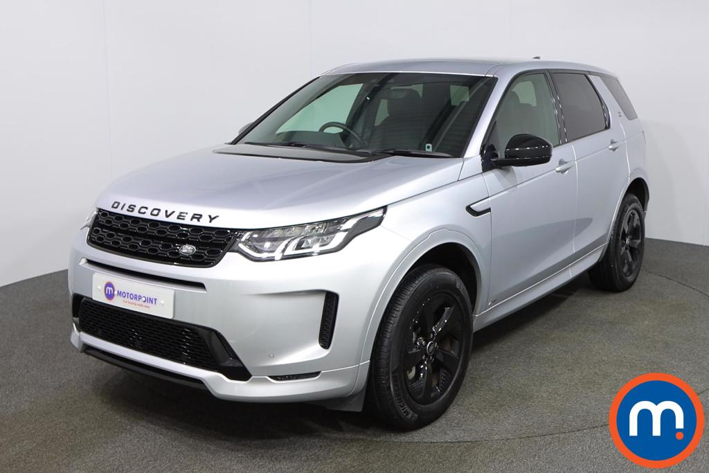 Land Rover Discovery Sport 2.0 D180 R-Dynamic S 5dr Auto - Stock Number 1158234 Passenger side front corner