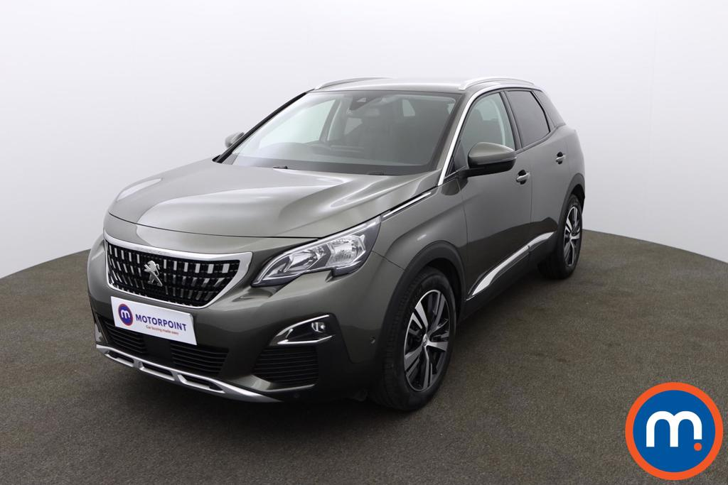 Peugeot 3008 1.2 PureTech Allure 5dr EAT8 - Stock Number 1156539 Passenger side front corner
