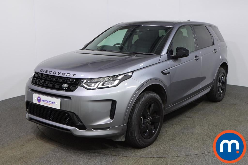 Land Rover Discovery Sport 2.0 D180 R-Dynamic S 5dr Auto - Stock Number 1158202 Passenger side front corner